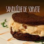 Sanduíche de Sorvete